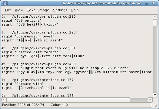 GNOME Commander - Documentation